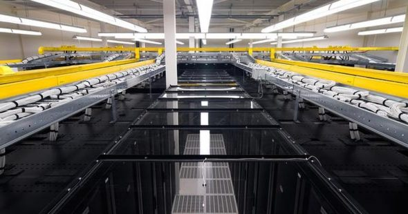 Nederlandse datacenters gewild
