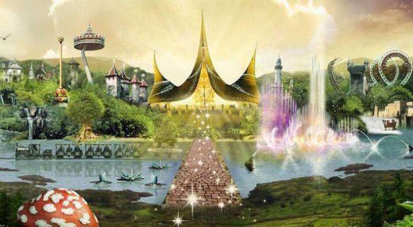 Attractieparken in Nederland: de Efteling